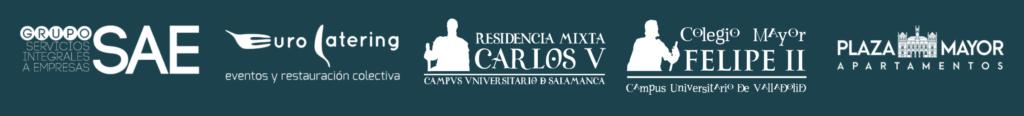 Footer Apartamentos Turísticos Plaza Mayor Valladolid